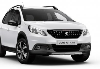 Photo Peugeot 2008 GT-line 1.2 Puretech 130cv