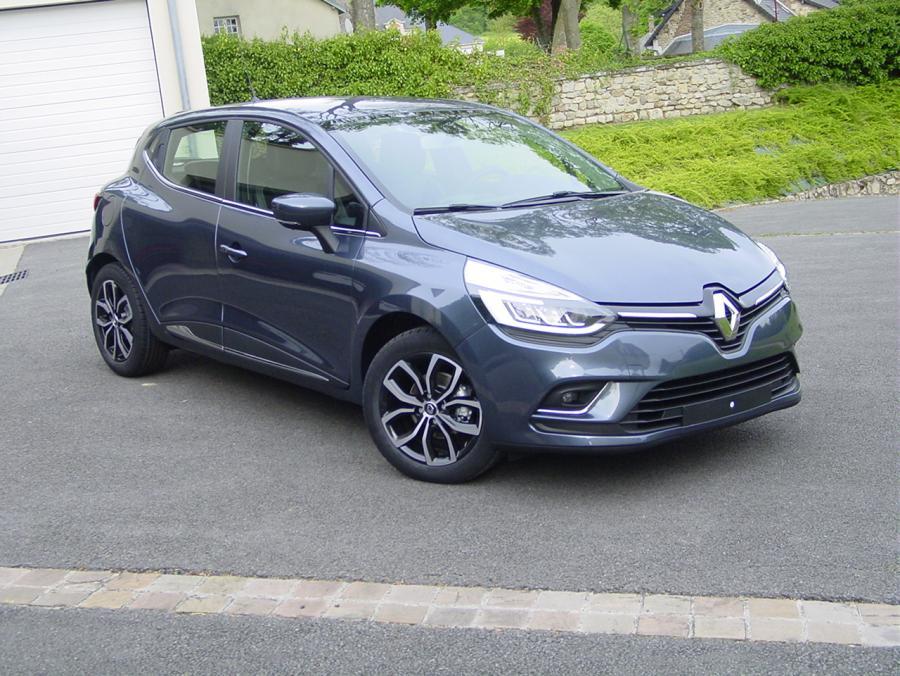 photo Renault Clio Intens 1.5 Dci 90cv