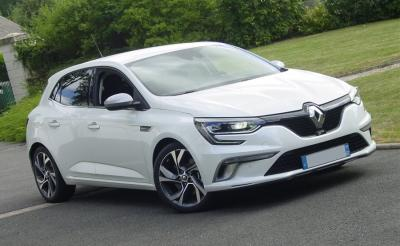 Photo Renault Megane GT 1.6 Tce 205cv EDC