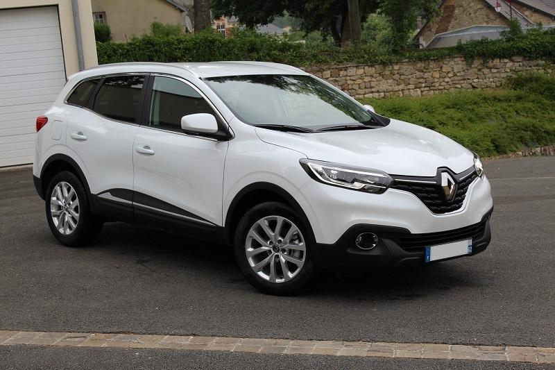 photo Renault Kadjar Limited 1.5 Dci 110cv