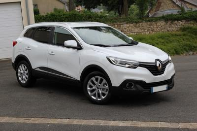 Photo Renault Kadjar Limited 1.5 Dci 110cv EDC