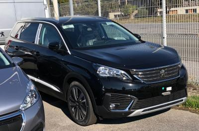 Photo Peugeot 5008 Allure 1.2 Puretech 130cv EAT6