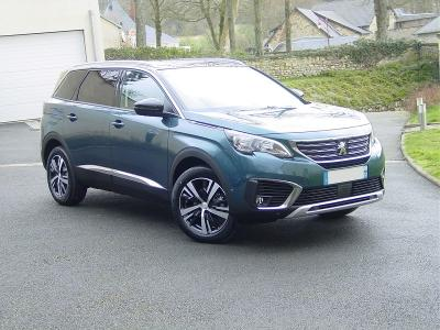 Photo Peugeot 5008 Allure 1.5 BlueHdi 130cv