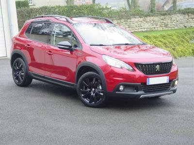 Photo Peugeot 2008 GT-line 1.2 Puretech 110cv EAT6