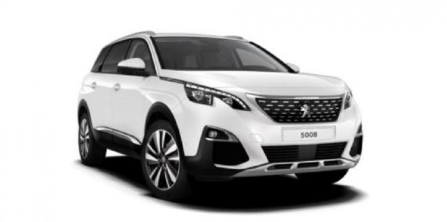 photo Peugeot 5008 Allure Business 1.2 Puretech 130cv