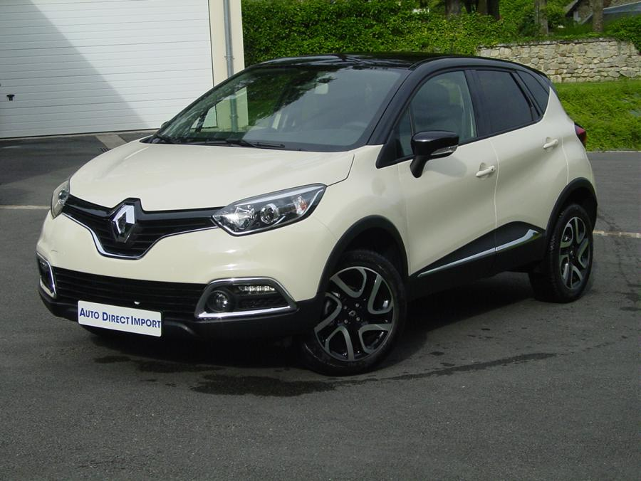 renault captur intens 1 5 dci 90cv auto direct import. Black Bedroom Furniture Sets. Home Design Ideas