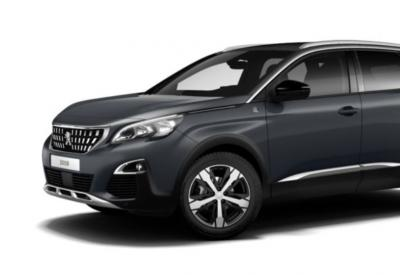 Photo Peugeot 3008 Crossway 1.6 Puretech 180cv EAT8