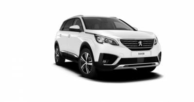 Photo Peugeot 5008 Allure 1.6 Puretech 180cv EAT8