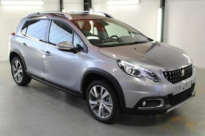 Photo Peugeot 2008 Allure 1.2 Puretech 110cv EAT6