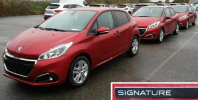 Photo Peugeot 208 Signature 1.2 Puretech 82cv