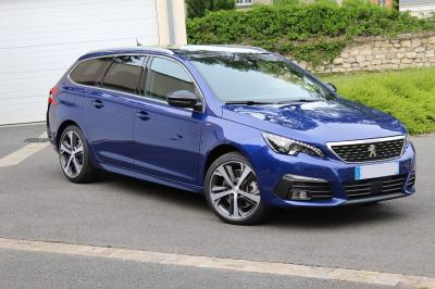 Photo Peugeot 308 SW GT 2.0 Blue Hdi 180cv EAT8