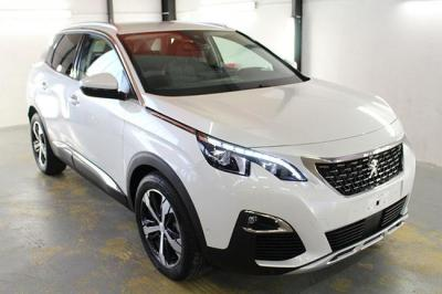 Photo Peugeot 3008 Allure 2.0 Blue Hdi 150cv