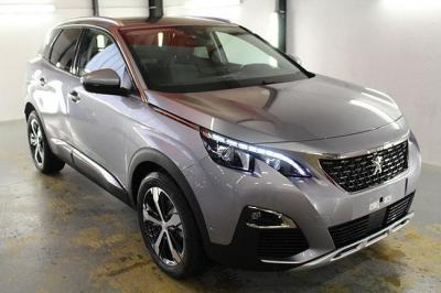 Photo Peugeot 3008 Allure 1.2 Puretech 130cv