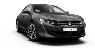 Photo Peugeot 508 Allure 1.6 Puretech 180cv EAT8