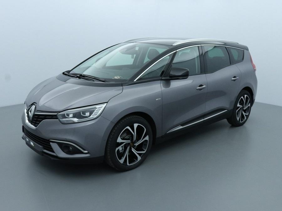 photo Renault Grand Scenic 7 places  Bose 1.7 Blue Dci 150cv toit pano