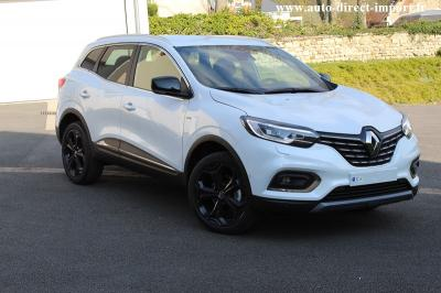 Photo Renault Kadjar Black Edition 1.5 Blue Dci 115cv