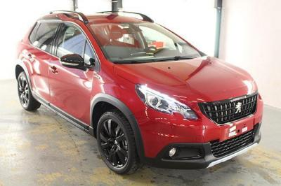 Photo Peugeot 2008 GT-line 1.6 BlueHdi 120cv EAT6