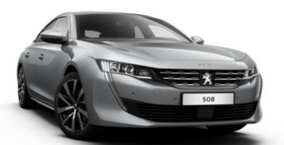 Photo Peugeot 508 Allure 1.5 Blue Hdi 130cv BVM6