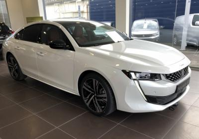 Photo Peugeot 508 GT-Line 1.6 Puretech 180cv EAT8