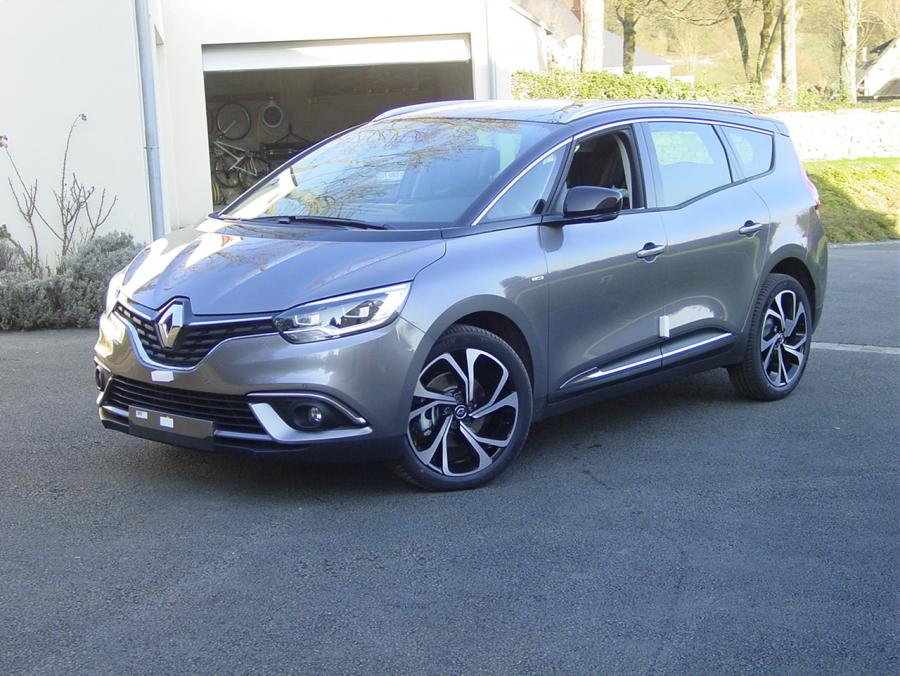 photo Renault Grand Scenic 7 places  Bose 1.3 Tce 140cv EDC