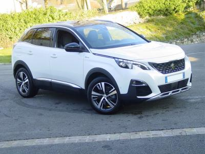 Photo Peugeot 3008 GT-Line 1.5 Blue Hdi 130cv EAT8