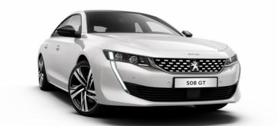 Photo Peugeot 508 GT 2.0 Blue Hdi 180cv EAT8