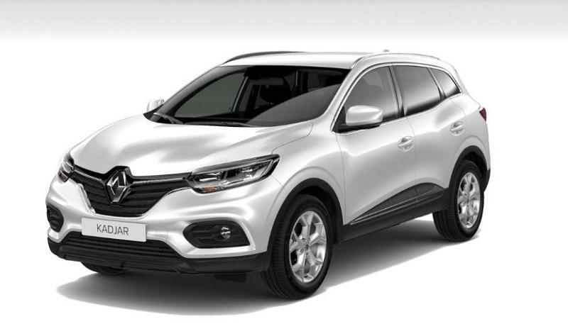 photo Renault Kadjar Limited 1.3 Tce 140cv EDC