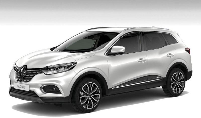 photo Renault Kadjar Intens 1.3 Tce 140cv EDC