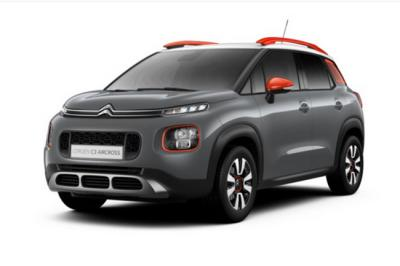 Photo Citroen C3 Aircross Shine 1.2 Puretech 110cv EAT6