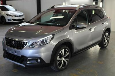 Photo Peugeot 2008 Allure 1.6 Blue Hdi 100cv