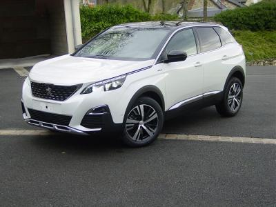 Photo Peugeot 3008 GT-Line 1.2 Puretech 130cv