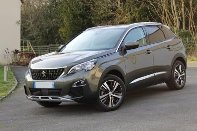 Photo Peugeot 3008 Allure 1.5 Blue Hdi 130cv