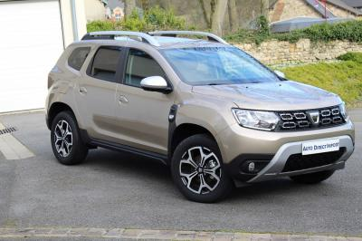 Photo Dacia Duster Prestige Blue Dci 115cv