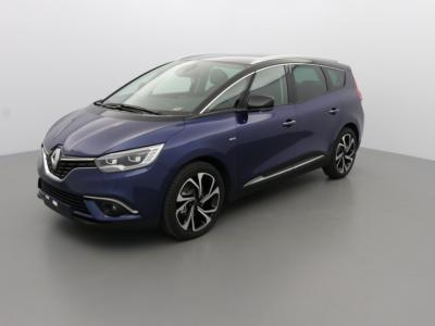 Photo Renault Grand Scenic 7 places  Bose 1.7 Blue Dci 150cv