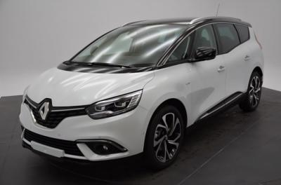 Photo Renault Grand Scenic 7 places  Bose 1.7 Blue Dci 150cv EDC