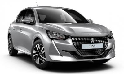 Photo Peugeot 208 Allure Puretech 100cv EAT8