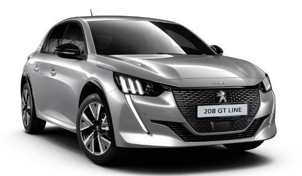 photo Peugeot 208 GT-line Puretech 100cv