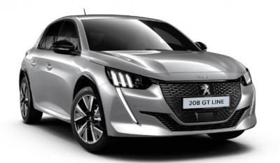 Photo Peugeot 208 GT-line Puretech 100cv