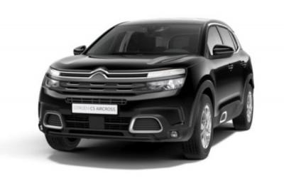 Photo Citroen C5 Aircross Live 1.5 Blue Hdi 130cv EAT8