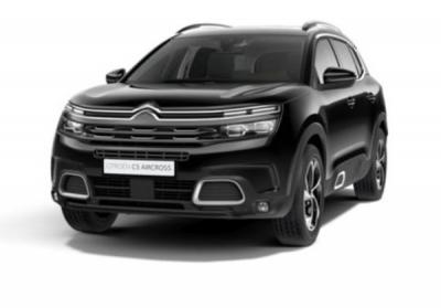 Photo Citroen C5 Aircross Shine 2.0 Blue Hdi 180cv EAT8