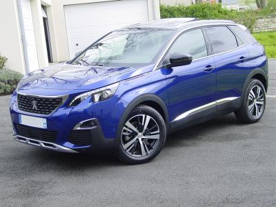 Photo Peugeot 3008 GT-Line 1.6 Puretech 180cv EAT8