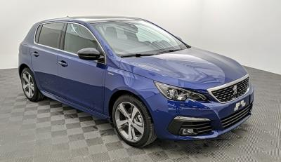 Photo Peugeot 308 GT-Line 1.5 Blue Hdi 130cv EAT8 + alcantara