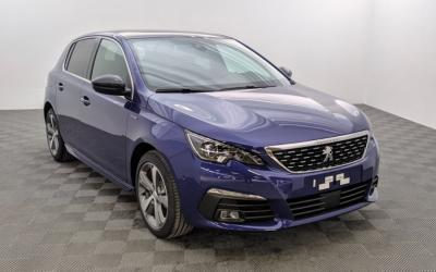 Photo Peugeot 308 GT-Line 1.2 Puretech 130cv EAT8