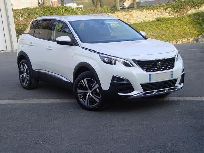 Photo Peugeot 3008 Allure 1.2 Puretech 130cv EAT8