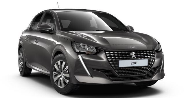 photo Peugeot 208 Active 1.5 Blue Hdi 100cv