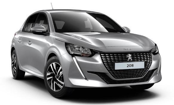 photo Peugeot 208 Allure Puretech 100cv EAT8