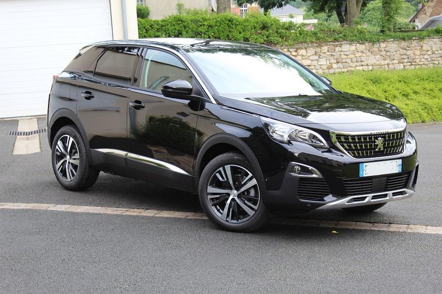 photo Peugeot 3008 Allure 1.2 Puretech 130cv