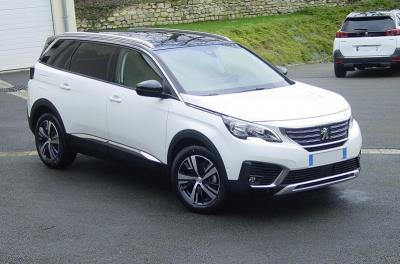 Photo Peugeot 5008 Allure 1.2 Puretech 130cv EAT8