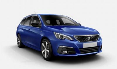 Photo Peugeot 308 SW GT-Line 1.5 Blue Hdi 130cv EAT8