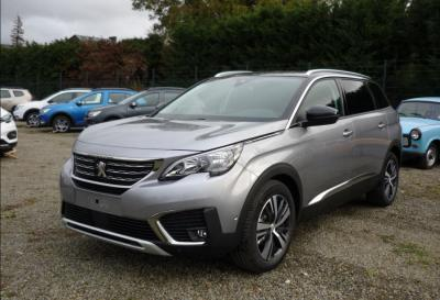 Photo Peugeot 5008 Allure 1.5 Blue Hdi 130cv EAT8
